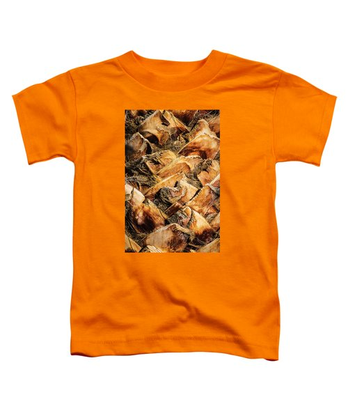 Palm Bark Toddler T-Shirt