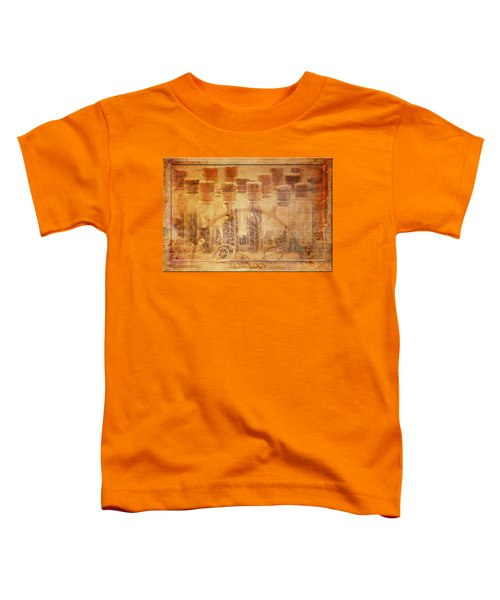 Parts Of Time Toddler T-Shirt