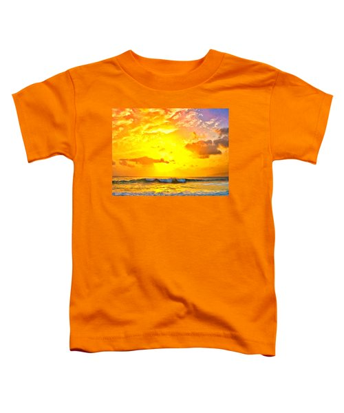 Perfect Kona Moment Toddler T-Shirt