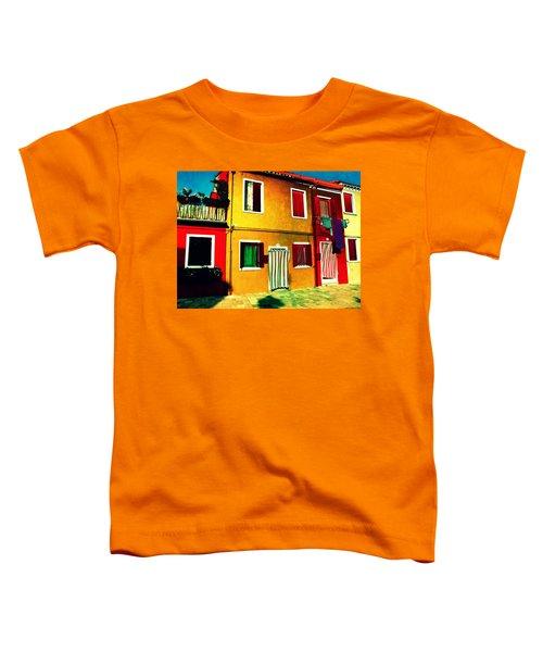 Pittoresco Villaggio Toddler T-Shirt