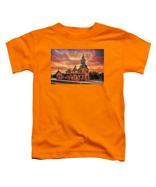 Point Of Rocks Train Station  Toddler T-Shirt