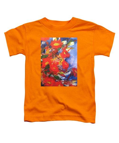 Poppies Gone Wild Toddler T-Shirt