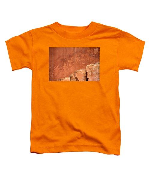 Rock Art Toddler T-Shirt