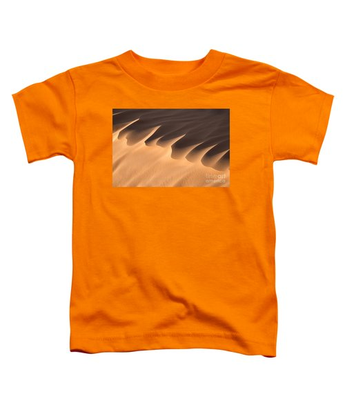 Sand Dune Detail Toddler T-Shirt