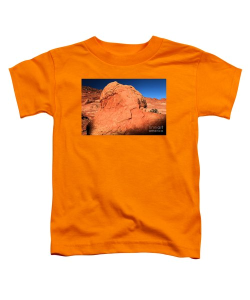 Sandstone Snoopy Toddler T-Shirt