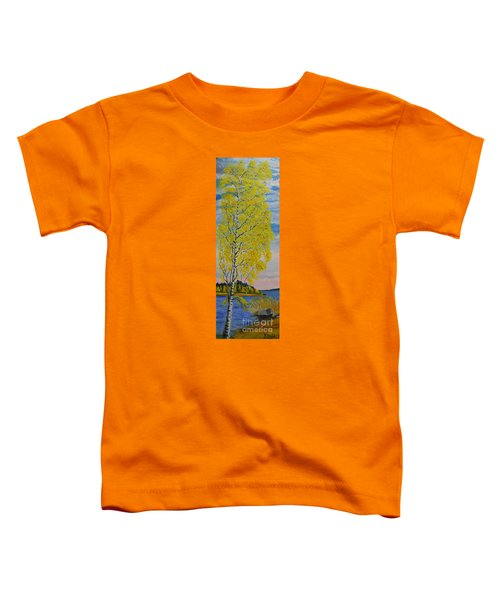 Seascape From Baltic Sea Toddler T-Shirt