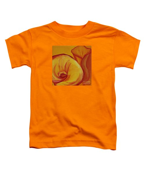 Shadow Lily Toddler T-Shirt