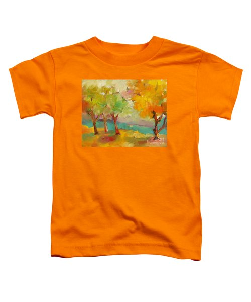 Soft Trees Toddler T-Shirt