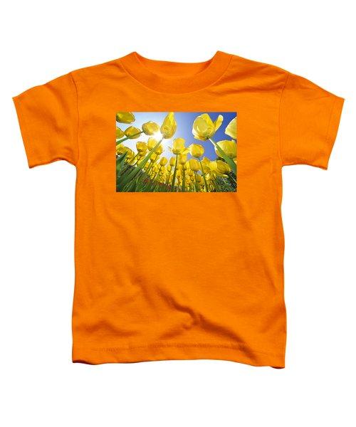 Spring Flowers 5 Toddler T-Shirt