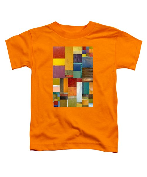 Strips And Pieces Ll Toddler T-Shirt