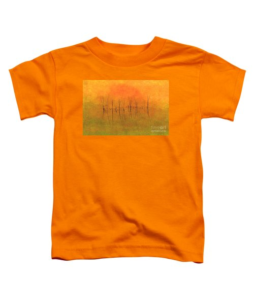 Sunrise On The Bay Toddler T-Shirt