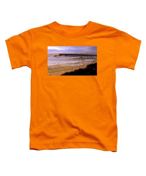 Surf City Pier Toddler T-Shirt
