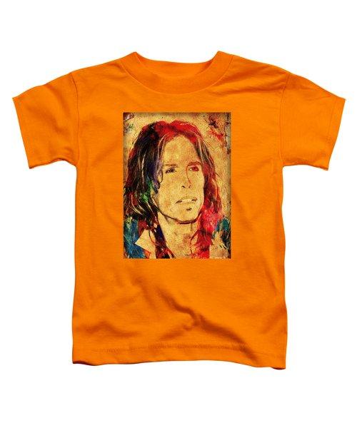 Sweet Emotion Toddler T-Shirt by Gary Keesler