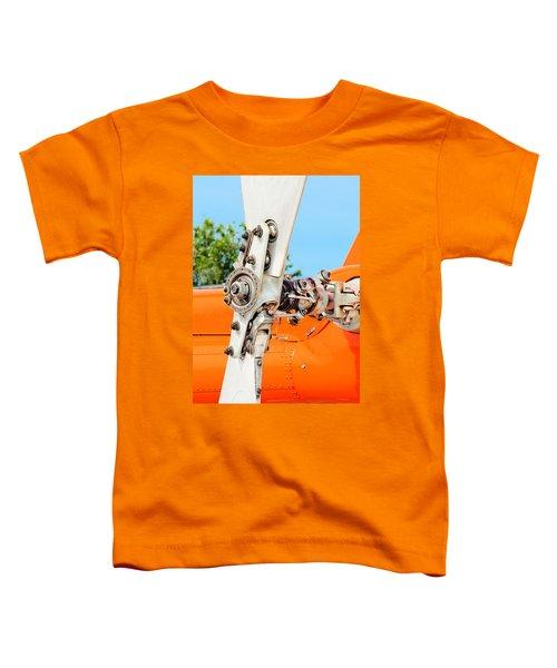Tail Rotor Toddler T-Shirt