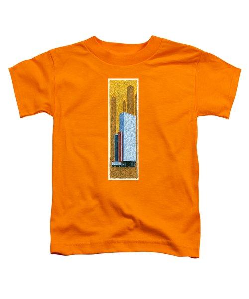 Tall Truck Toddler T-Shirt