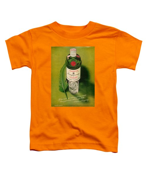 Tanqueray Gin Toddler T-Shirt