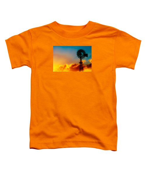 Texas Sunrise Toddler T-Shirt