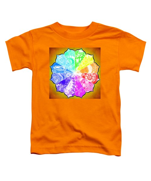 The Age Of Pisces Toddler T-Shirt