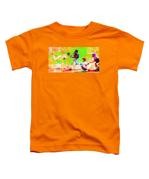 The All American Pastime 20140501 Long Toddler T-Shirt