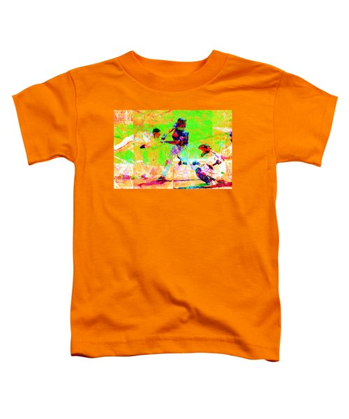 The All American Pastime 20140501 Toddler T-Shirt