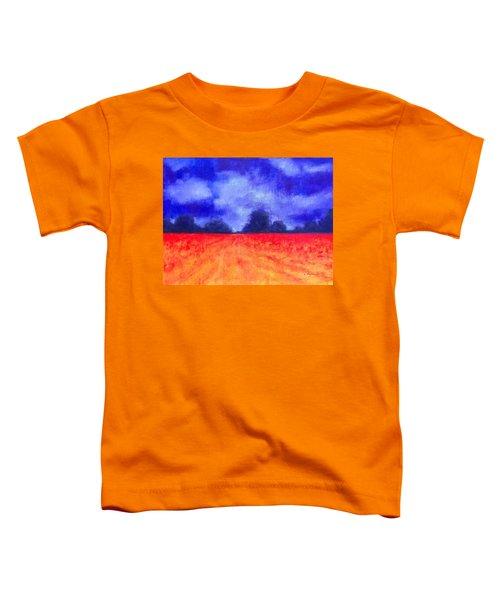 The Autumn Arrives Toddler T-Shirt