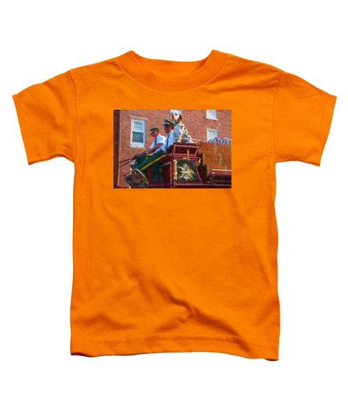 The Budweiser Dog Toddler T-Shirt