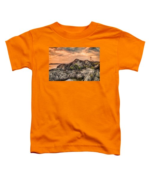 The Calm Before The Storm Toddler T-Shirt