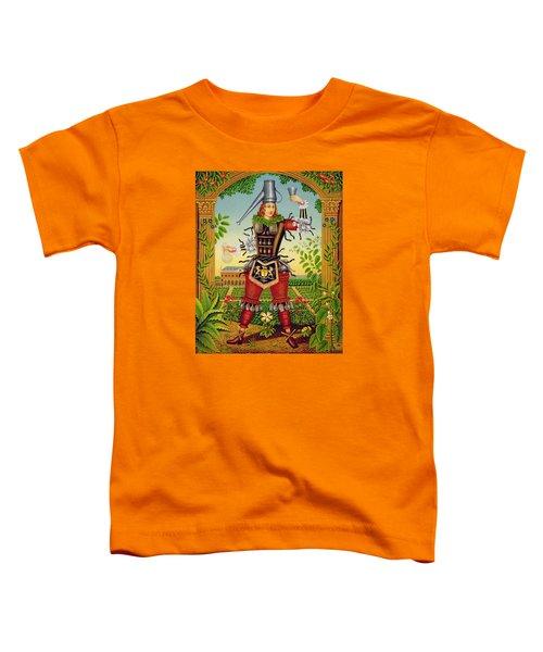 The Chelsea Physic Gardener Toddler T-Shirt