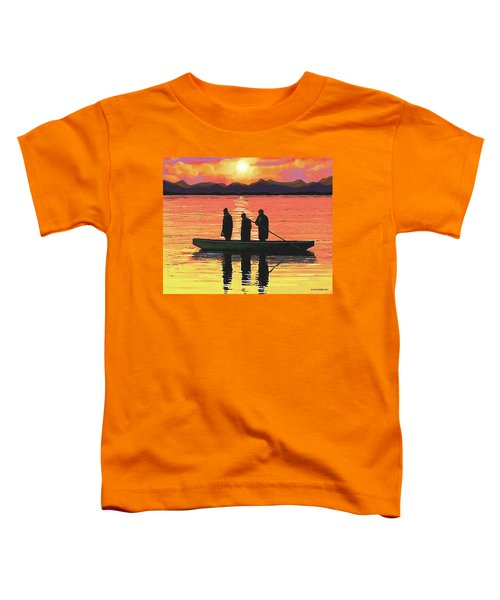The Fishermen Toddler T-Shirt