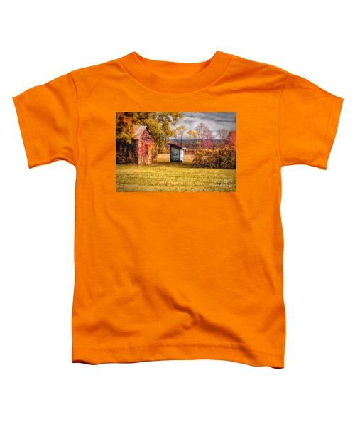 The Necessary Toddler T-Shirt