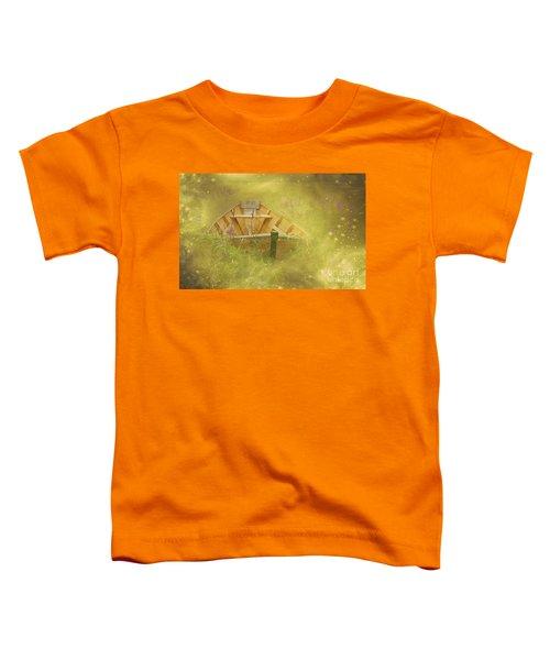The Sea Of Dreams... Toddler T-Shirt