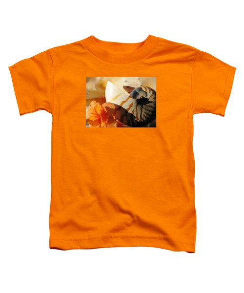 The Secret Of The Sea Toddler T-Shirt