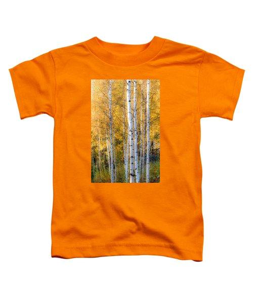 Thin Birches Toddler T-Shirt