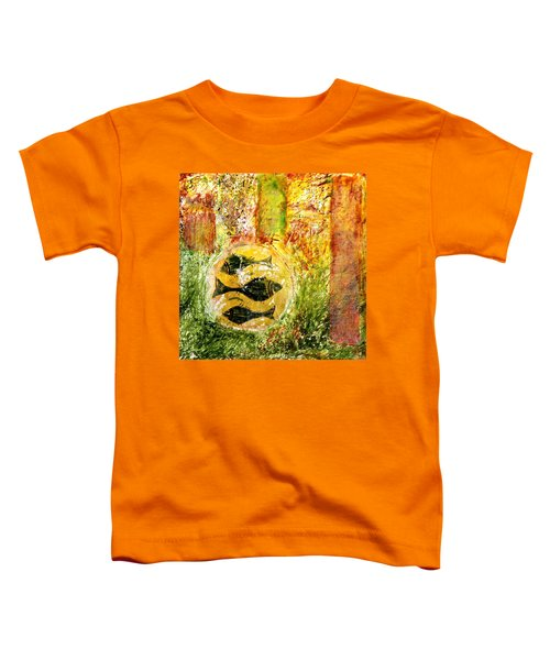 Three Fishes Toddler T-Shirt