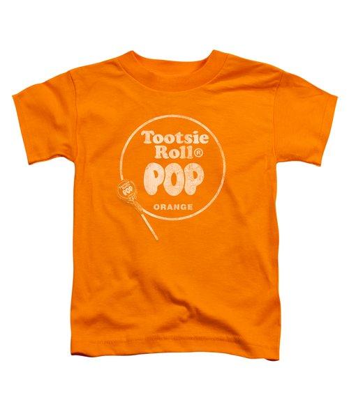 Tootsie Roll - Pop Logo Toddler T-Shirt