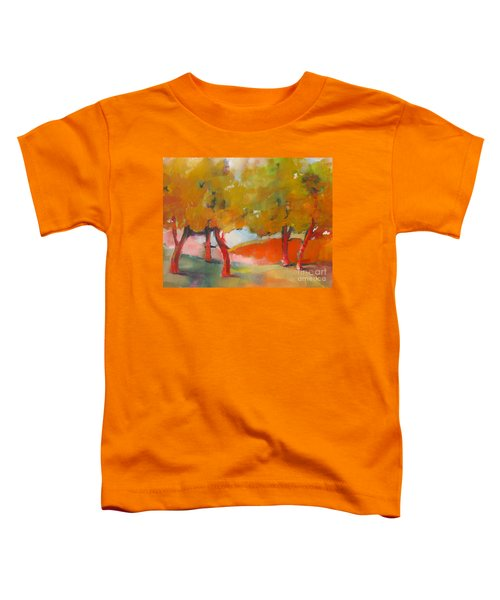 Trees #5 Toddler T-Shirt