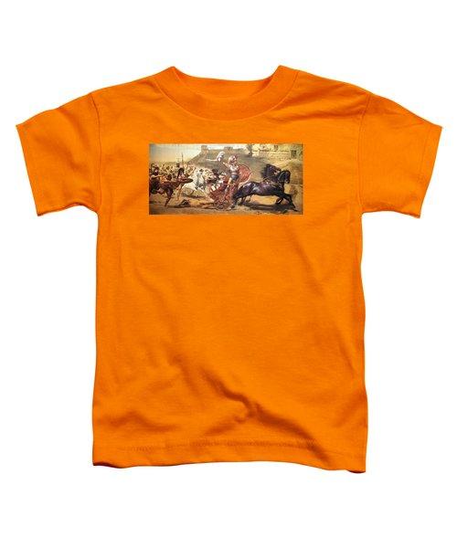 Triumphant Achilles Toddler T-Shirt