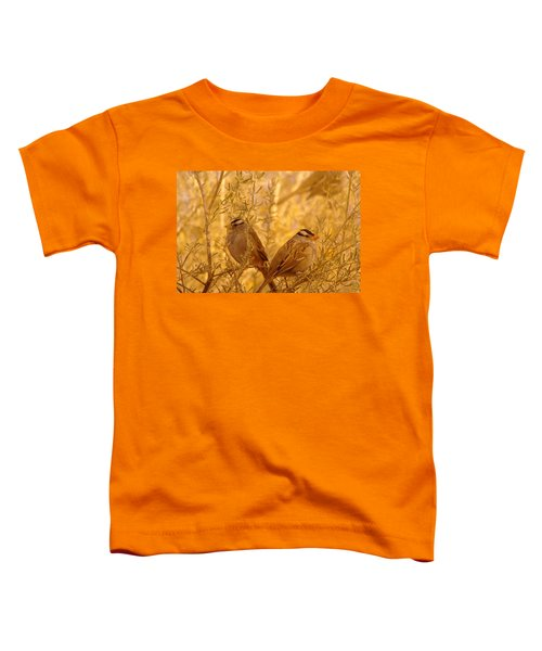 Two Small Birds Toddler T-Shirt