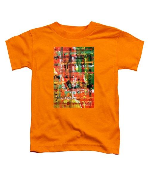 Three Parts Toddler T-Shirt