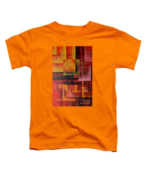 Layer Toddler T-Shirt