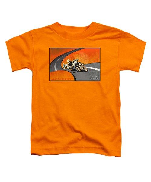 Vintage Motor Racing  Toddler T-Shirt