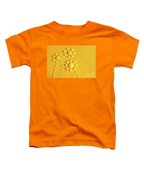 Water Flowers Toddler T-Shirt