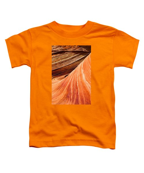 Wave Lines Toddler T-Shirt