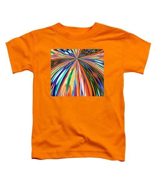 Where It All Began Abstract Toddler T-Shirt