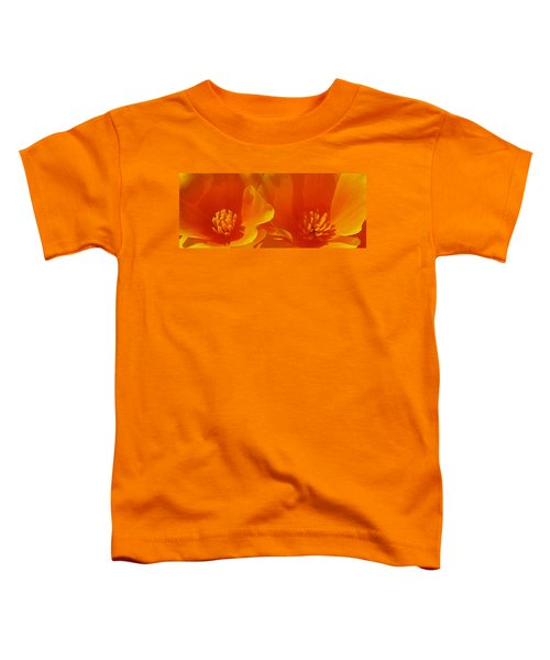 Wild Poppies Toddler T-Shirt