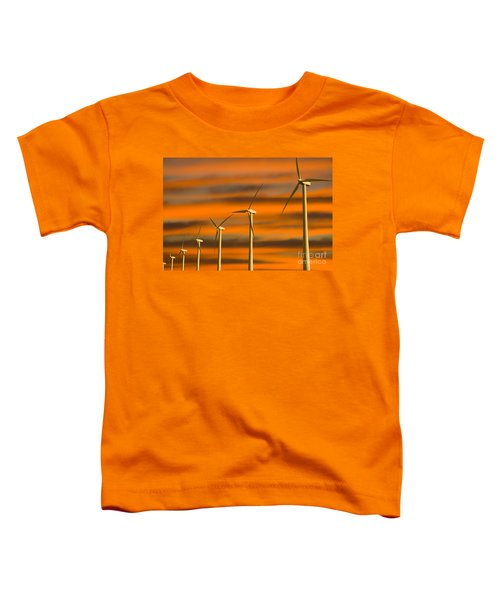 Windmill Farm Toddler T-Shirt
