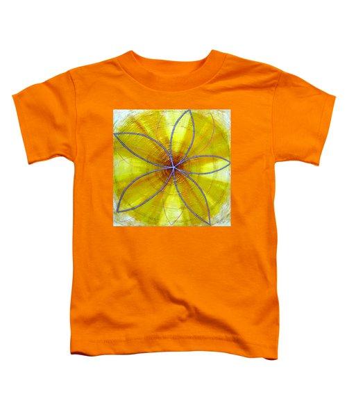 Yellow Chakra Toddler T-Shirt