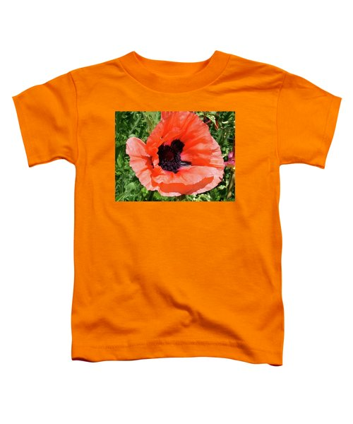 Poppy Toddler T-Shirt