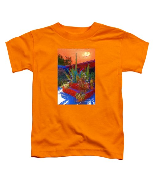 A Garden In Pozos Toddler T-Shirt