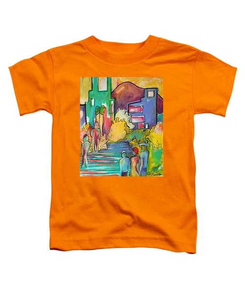 A Shared Story Toddler T-Shirt